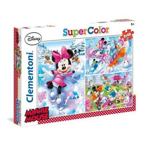 Clementoni, puzzle Minnie Sport (8005125251988)