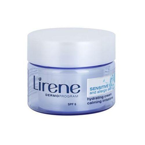Lirene Healthy Skin+ Sensitive Skin balsam łagodzący podrażnienia SPF 6 50 ml