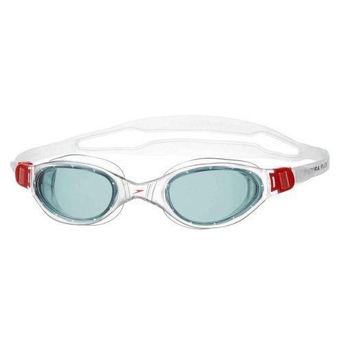 Speedo Okulary futura plus red-smoke 8090093537