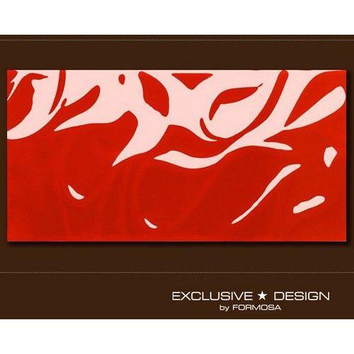 płytka 3d silk red 600x300x8 mm a-tgl08xx-018 marki Midas