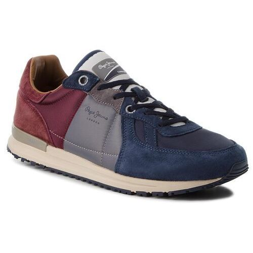 Sneakersy PEPE JEANS - Tinker Pro-Camp PMS30485 Old Navy 584, w 4 rozmiarach