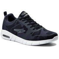 Sneakersy SPRANDI - MP07-17155-01 Granatowy, w 4 rozmiarach