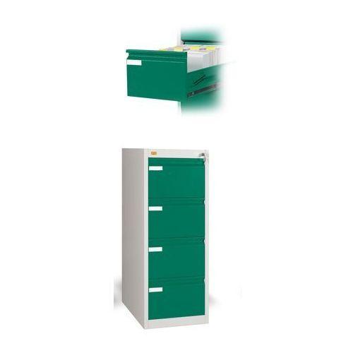 Szafka metalowa na kartoteki formatu A5 A5/4, 34467
