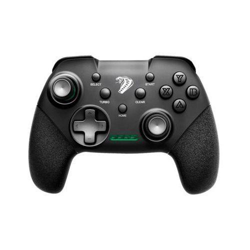 Kontroler Q-SMART QSP080P Przewodowy Czarny (Xbox 360/PS3/PC/Android) DARMOWY TRANSPORT