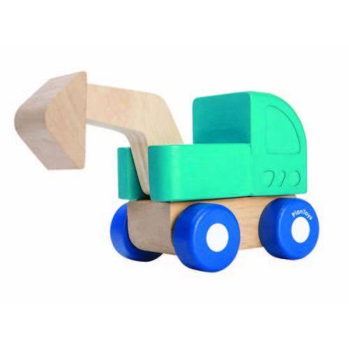 Plan toys Mini autko koparka