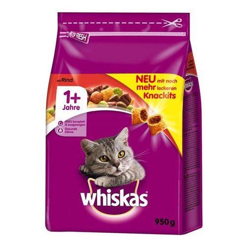 Whiskas  adult wołowina 1.4kg + koperta sheba gratis