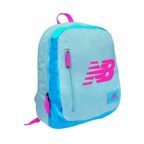 Plecak młodzieżowy New Balance błękitny