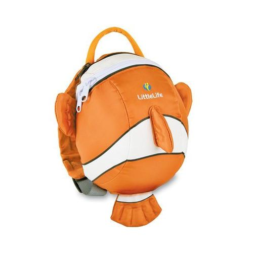 Littlelife plecak animal toddler daysack - clownfish