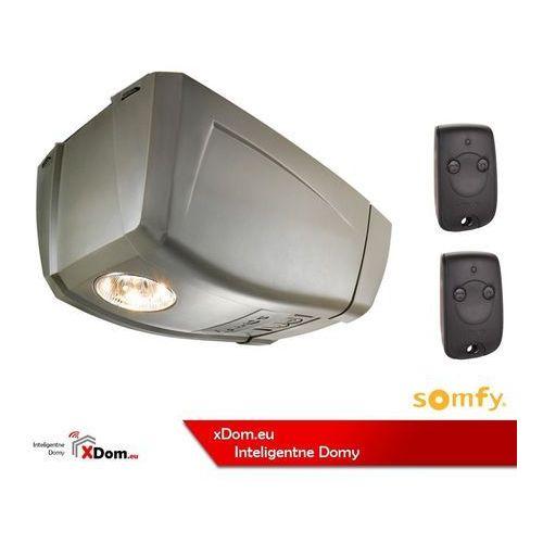 Somfy 1216352 dexxo compact 600n rts (keytis 2 rts 2) + szyna dexxo