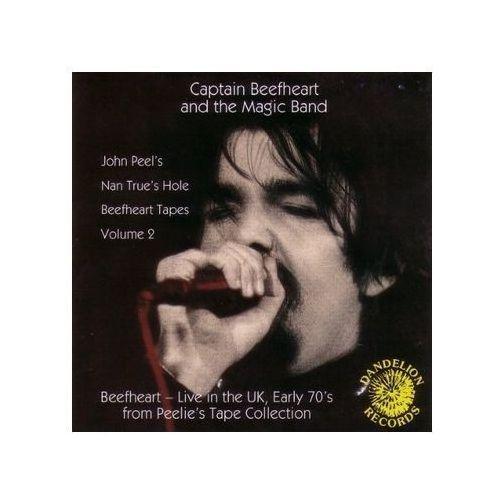 Captain Beefheart & The Magic Band - Nan True's Hole Tapes Vol.2, OZITCD9009