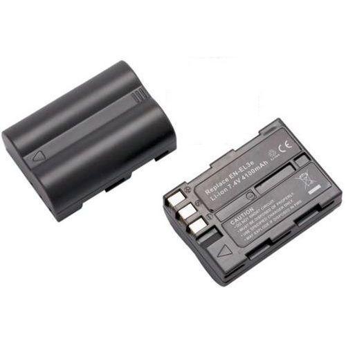 Bateria do nikon en-el3e en-el3a en-el3 4100mah marki Powersmart