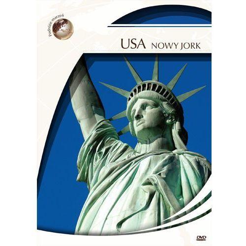 DVD Podróże Marzeń USA Nowy Jork