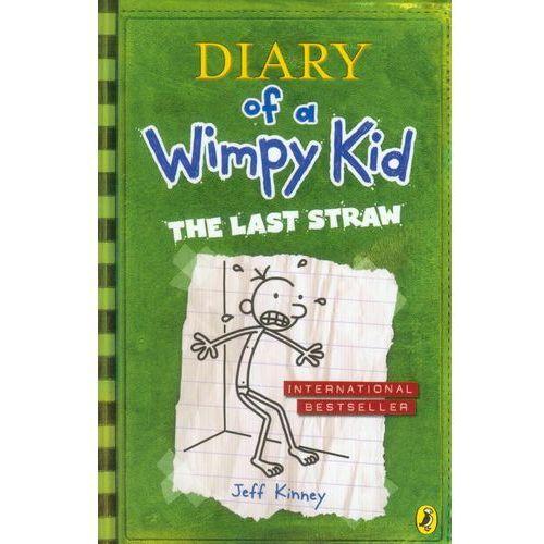 Diary of a Wimpy Kid Last Straw (9780141324920)