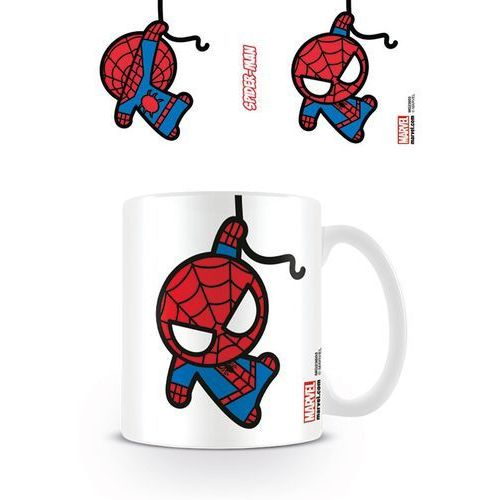 Pyramid international Kubek ceramiczny marvel kawaii (spiderman)