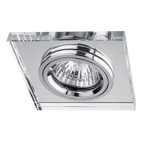 Lampa oprawa sufitowa downlight oczko Rabalux Spot Fashion 1x50W GU 5.3 chrom 1147 (5998250311470)