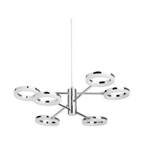 Lampa wisząca IRING srebrna LED INSPIRE