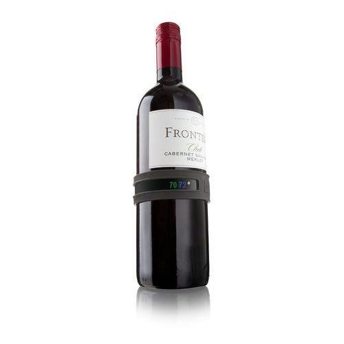 Termometr do wina (samozaciskowy) szary | odbierz rabat 5% na pierwsze zakupy >> marki Vacu vin