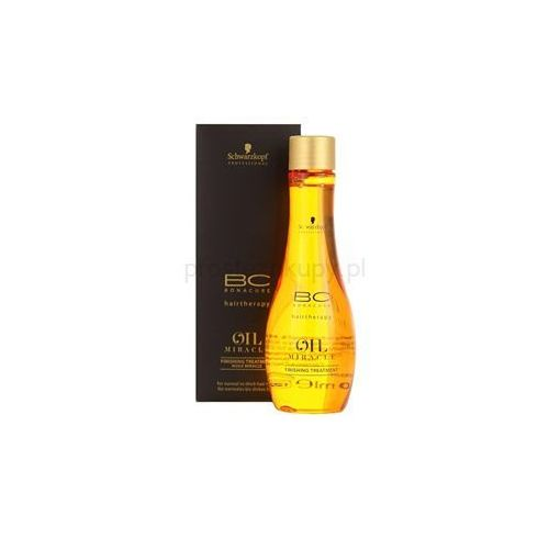 Schwarzkopf Professional BC Bonacure Oil Miracle Argan Oil kuracja do włosów do włosów grubych, suchych + do każdego zamówienia upominek.