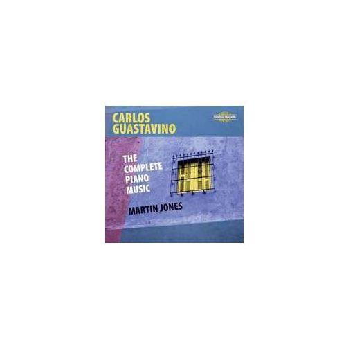 Nimbus Guastavino: the complete piano music (0710357581823)