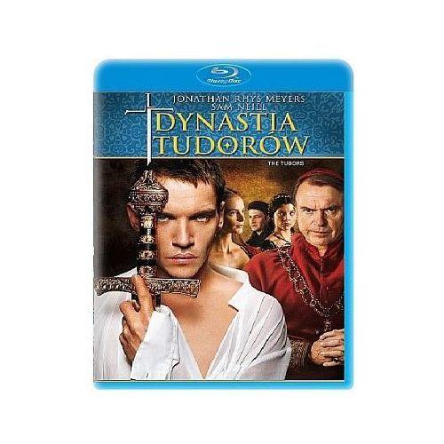 Dynastia Tudorów. Sezon 1 (Blu-ray) - Mc Dougall Charles, Steve Shill (5050629596397)