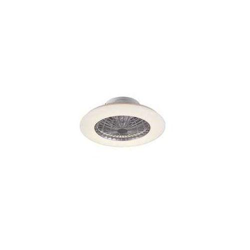 Trio rl stralsund r62522187 plafon lampa sufitowa z wentylatorem 1x30w led tytanowy (4017807466157)