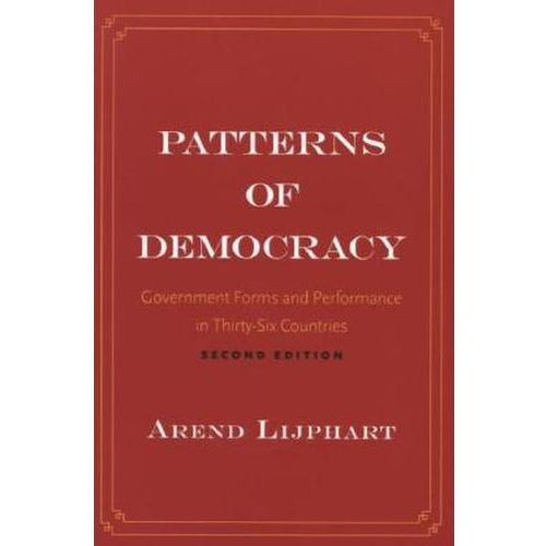 Patterns of Democracy (9780300172027)