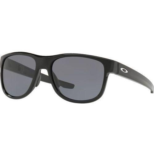 Oakley crossrange r okulary rowerowe czarny 2018 okulary przeciwsłoneczne (0888392294203)