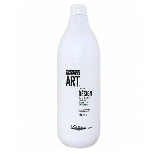 L'Oréal Professionnel Tecni Art Fix spray utrwalający napełnienie (Refill for Directional Fixing Spray, Force 5) 750 ml