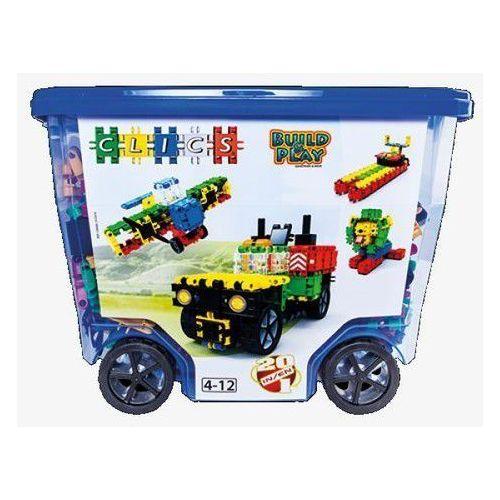 CB606 Klocki konstrukcyjne CLICS Rollerbox 20w1