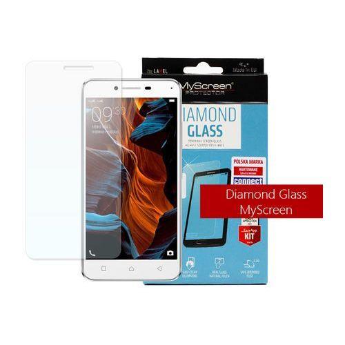 Myscreen protector Lenovo k5 plus - szkło hartowane diamond glass