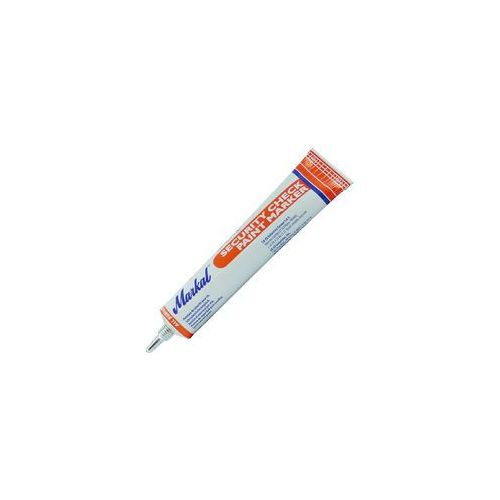 Markal Security Check Paint Marker czerwony