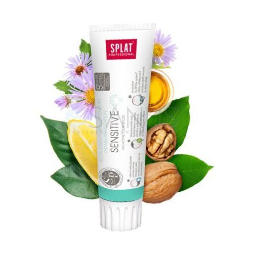 sensitive pasta do zębów nadwrażliwych 100ml marki Splat