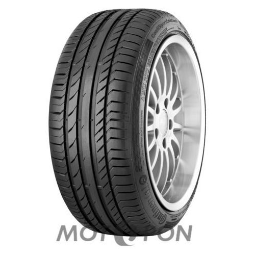Continental contisportcontact 5 255/45r20 101 w fr ao, suv