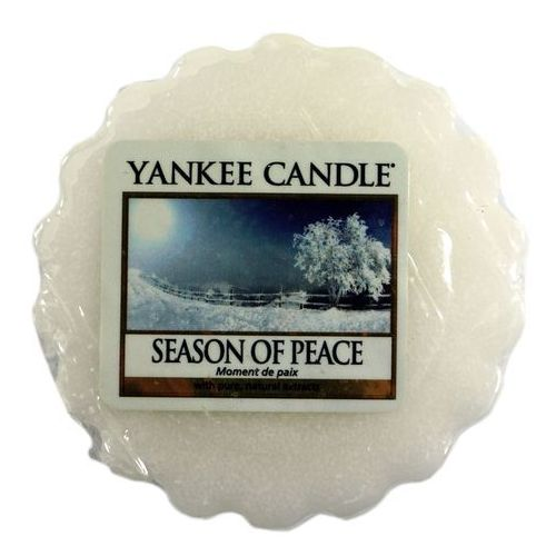Yankee candle Wosk zapachowy - season of peace - 22g -