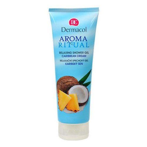 Dermacol Aroma Ritual Shower Gel Caribbean Dream 250ml W Żel pod prysznic z kategorii Żele pod prysznic