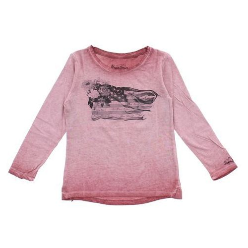 Pepe jeans  t-shirt dziecięcy różowy 5 years old