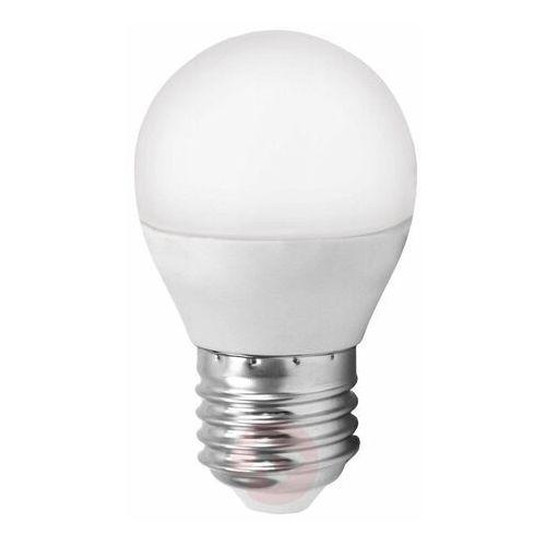 Żarówka LED E27 G45 4W MiniGlobe, ciepła biel (9002759107628)