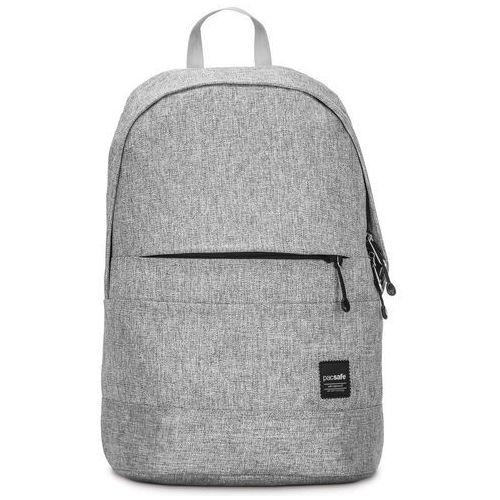 """Pacsafe Slingsafe LX300 plecak miejski na laptopa 15"""" RFID / szary - Tweed Grey"""