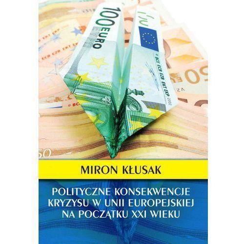 Polityczne konsekwencje kryzysu w Unii Europejskiej na początku XXI wieku, Wydawnictwo e-bookowo