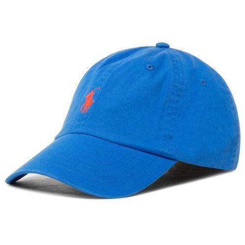 Polo ralph lauren Czapka z daszkiem - m classics 710673213043 blue 400