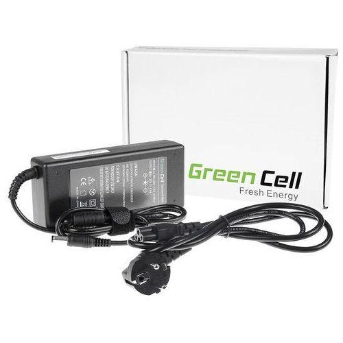 Zasilacz sieciowy 20v 4.5a 5.5 x 2.5 mm 90w () marki Greencell