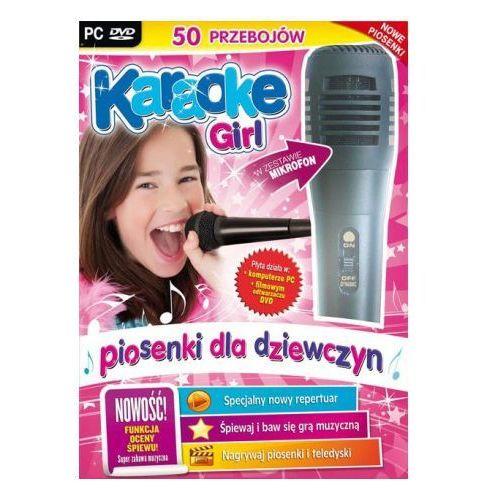 Karaoke Girl - piosenki dla dziewczyn (nowa edycja) (5907595772594)