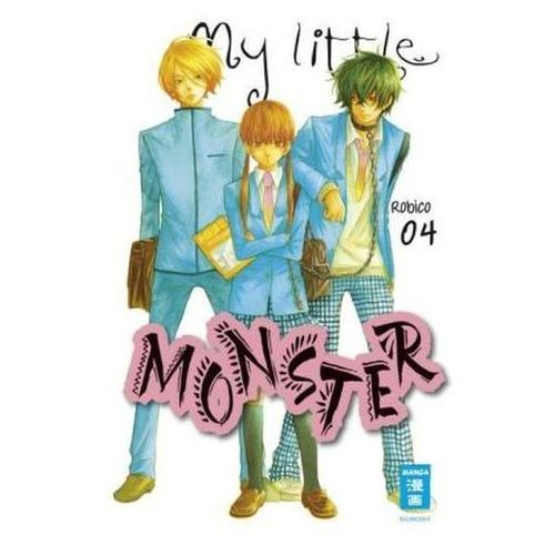 My little Monster. Bd.4 (9783770483167)