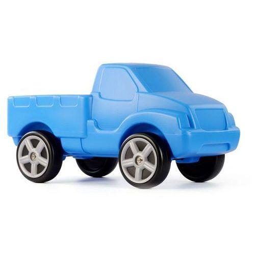 Polesie wader samochód pick-up xxl, 67x31x33 cm, niebieski, 1450666 (4810344040473)
