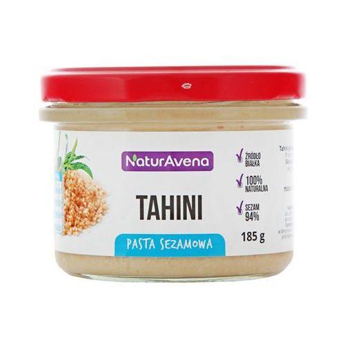 185g tahini pasta sezamowa marki Naturavena