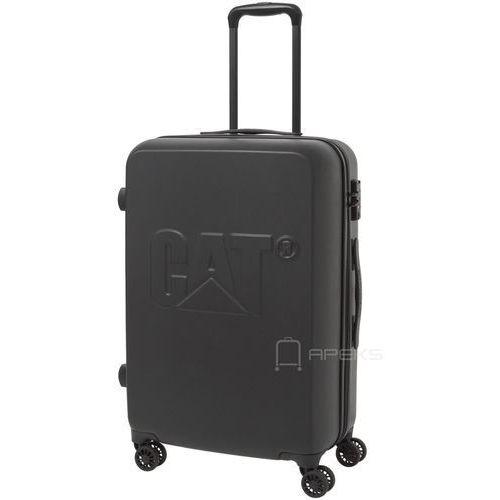 Caterpillar cat-d średnia walizka na kółkach 65,5 cm cat / czarna - matt black (5711013056711)