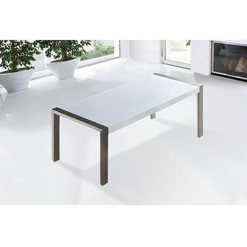 Stół jadalniany ze stali nierdzewnej 220cm Stal nierdzewna - ARCTIC I