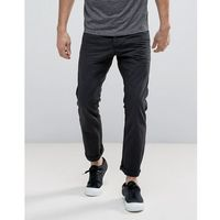 Esprit 5 Pocket Casual Trousers in Black - Black
