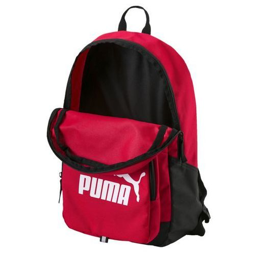 Plecak phase backpack 073589 24 - czerwony marki Puma