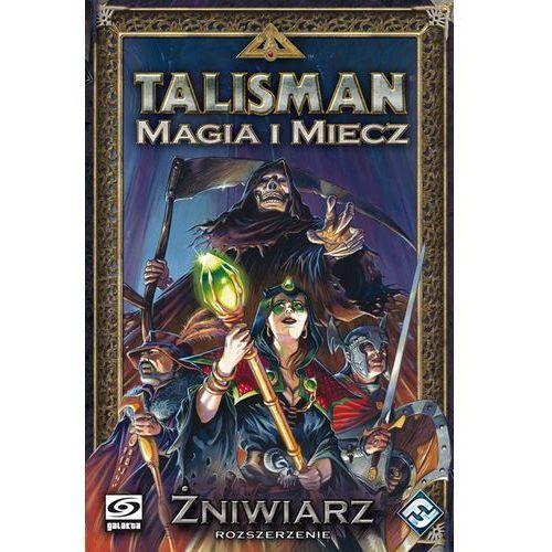 Galakta Talisman: magia i miecz - żniwiarz - gra planszowa - jeśli zamówisz do 14:00, wyślemy tego samego dnia. darmowa dostawa, już od 49,90 zł.
